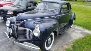 Plymouth Business Coupe -