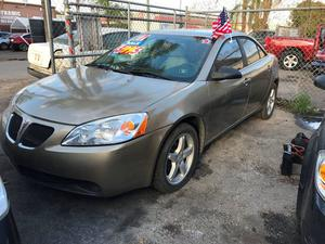 Pontiac G6 Value Leader - Value Leader 4dr Sedan w/1SV