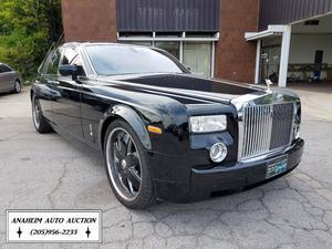 Rolls-Royce Phantom - 4dr Sedan