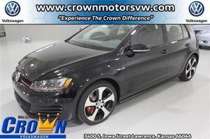 Volkswagen Golf GTI SE - SE 4dr Hatchback 6M