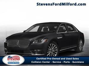 Lincoln Continental Select - AWD Select 4dr Sedan