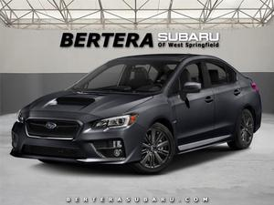 Subaru WRX - AWD 4dr Sedan