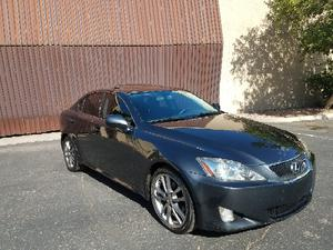 Lexus IS dr Sedan 6A