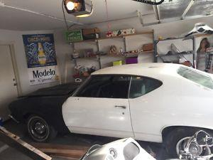Chevrolet Chevelle Ss clone malibu