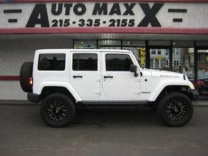 Jeep Wrangler Rubicon 4WD 5-Speed Automatic