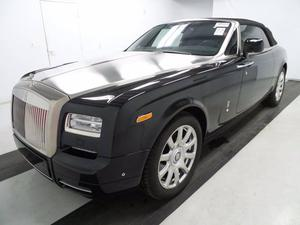 Rolls-Royce Phantom Drophead Coupe - 2dr Convertible