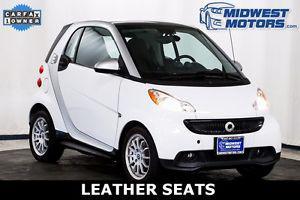 Smart Fortwo electric drive --