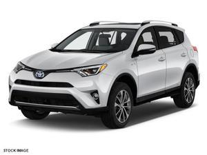 Toyota RAV4 Hybrid XLE - AWD XLE 4dr SUV