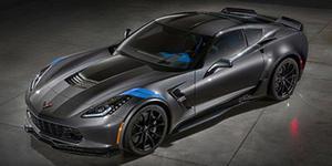 Chevrolet Corvette - Grand Sport 2dr Coupe w/GS 3LT