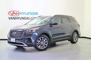 Hyundai Santa Fe SE - SE 4dr SUV