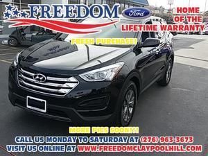 Hyundai Santa Fe Sport 2.4L - AWD 2.4L 4dr SUV