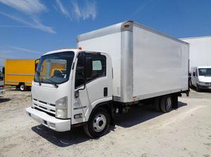Isuzu NPR - Regular Cab 16 feet Box Truck Diesel