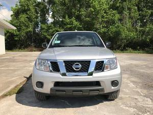 Nissan Frontier SV - 4x2 SV 4dr Crew Cab 5 ft. SB 5A