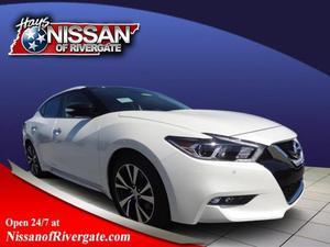 Nissan Maxima Platinum - Platinum 4dr Sedan