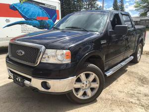 Ford F-150 Lariat - 4x4 Lariat 4dr SuperCrew Styleside