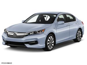 Honda Accord Hybrid SEDAN in Naperville, IL