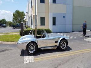 Shelby Cobra - SHELBY 468 CID