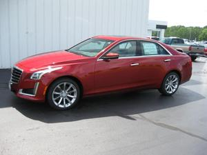 Cadillac CTS 2.0T Luxury - AWD 2.0T Luxury 4dr Sedan
