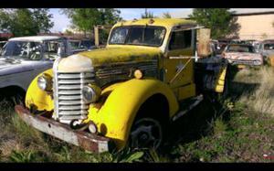 Diamond T 1 1/2 Ton Truck