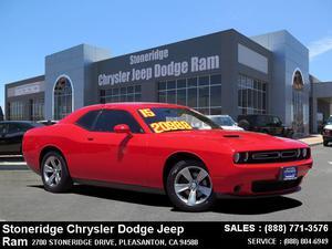 Dodge Challenger SXT - SXT 2dr Coupe