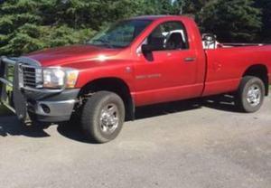 Dodge Ram Pickup  -
