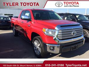 Toyota Tundra Limited - 4x4 Limited 4dr Double Cab