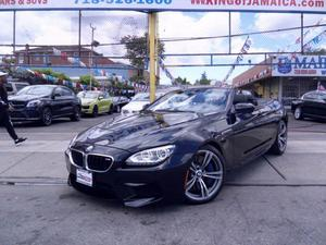 BMW M6 - 2dr Convertible