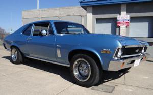 Chevrolet Nova SS - Clone