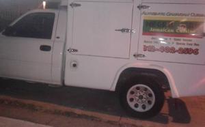 Chevrolet Silverado  Food Catering Truck