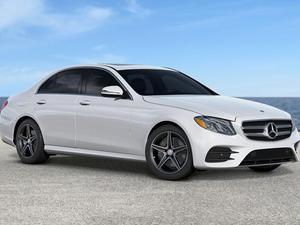 Mercedes-Benz E-Class E MATIC - AWD E MATIC