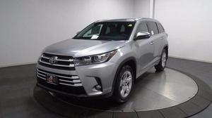 Toyota Highlander Limited - AWD Limited 4dr SUV