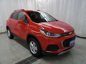 Chevrolet Trax LT - AWD LT 4dr Crossover w/1LT