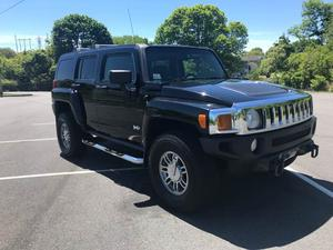 HUMMER H3 H3X - H3X 4dr SUV 4WD