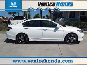 Honda Accord Touring - Touring 4dr Sedan