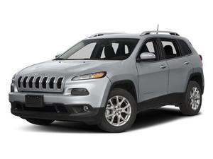 Jeep Cherokee Latitude - Latitude 4dr SUV
