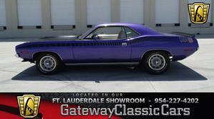 Plymouth Barracuda -