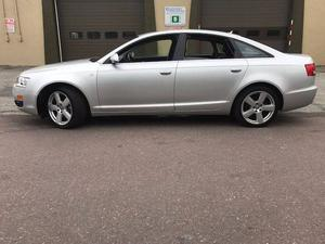 Audi A6 3.2 quattro - AWD 3.2 quattro 4dr Sedan