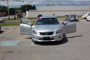 Honda Accord EX V6 - EX V6 4dr Sedan 5A