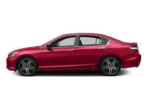 Honda Accord Sport - Sport 4dr Sedan CVT