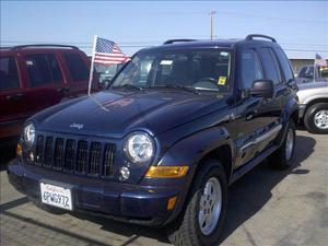 Jeep Liberty Sport - Sport 4dr SUV 4WD