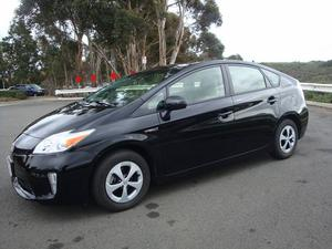 Toyota Prius Three - Three 4dr Hatchback