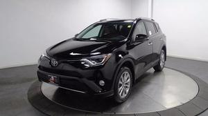 Toyota RAV4 Limited - AWD Limited 4dr SUV