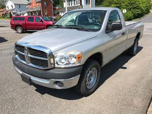 Dodge Ram Pickup  ST - 4x4 ST 2dr Regular Cab LB