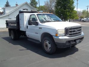 Ford F-series F-550 Dump Truck in Pocatello, ID