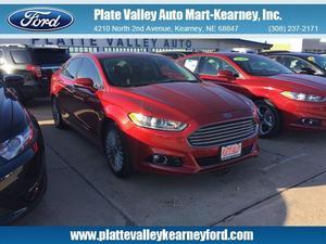Ford Fusion Titanium - AWD Titanium 4dr Sedan