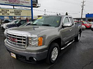 GMC Sierra  - SLE1 4dr Extended Cab 4WD 6.5 ft. SB