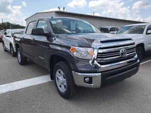 Toyota Tundra SR5 - 4x2 SR5 4dr CrewMax Cab Pickup SB