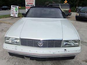 Cadillac Allante Value Leader Convertible 2-Door