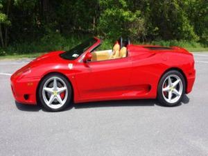 Ferrari 360 Challenge Stradale - 8 Cylinders