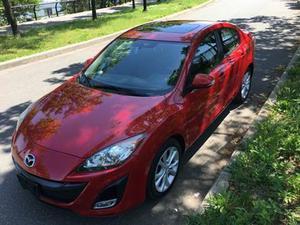 Mazda MAZDA3 s Sport - s Sport 4dr Sedan 5A